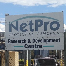 Netpro Canopies.