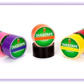 Duck Tape Colours UK
