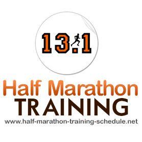 Half Marathon Training Schedule