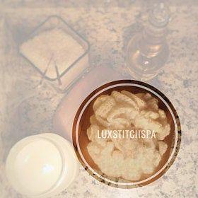 Lux Stitch Spa   Zero Waste Bath & Skincare Accessories