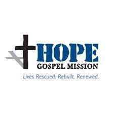 Hope Gospel Mission Bargain Center