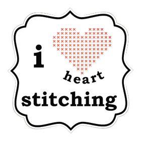 I heart stitching