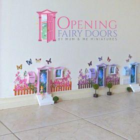 OpeningFairyDoors