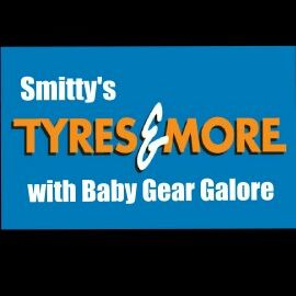 Smitty's Tyres & More with Baby Gear Galore