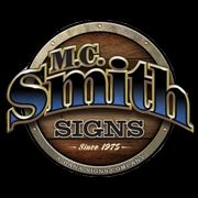 M.C. Smith Signs