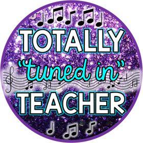 Totally Tuned-in Teacher on TpT