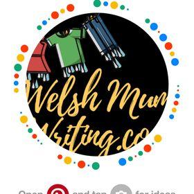 Welsh Mum Writing