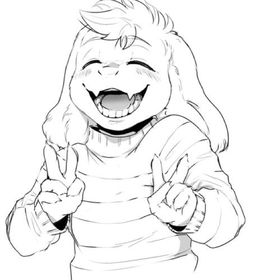 Asriel Asrielthegod On Pinterest