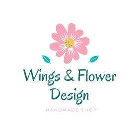 WingsAndFlowerDesign