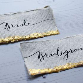 Babooche Calligraphy - Fine Art Wedding Stationery & Calligraphy