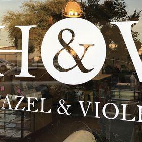 Hazel & Violet