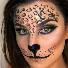 100+ Animal Inspired Makeup ideas in 2020 | makeup, fantasy makeup,  halloween makeup