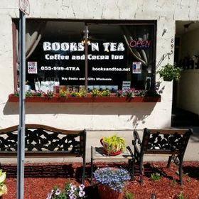 Books 'N Tea
