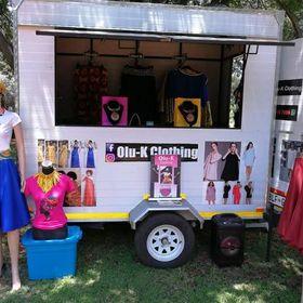 Olu -K Clothing on wheels