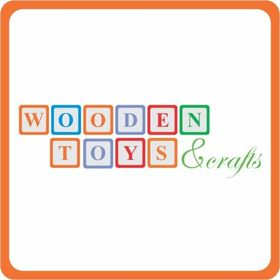 Wooden Toys & Crafts