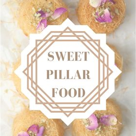 Sweet Pillar || Nadia Hubbi