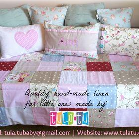 Tula-tu Baby Linen