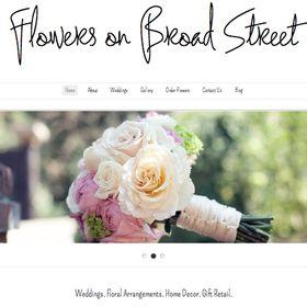 Flowers On Broad Street