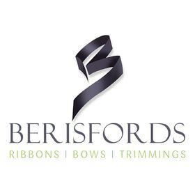 Berisfords RANDOM GLITTER Luxury Wired Edge Wedding Craft Trimming Sheer Ribbon