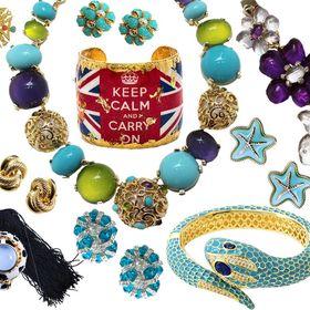 Gale Grant Costume Jewelry
