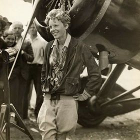 Famous Pilots Of the 1920s