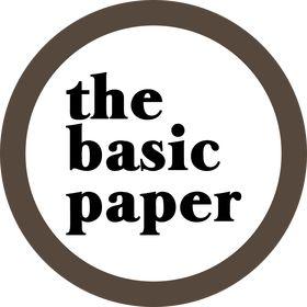 thebasicpaper Printable Stationery