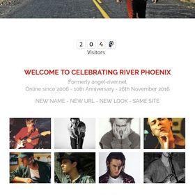 Celebrating River Phoenix