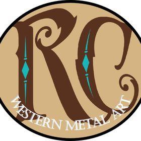 Rusty Cowgirls Western Metal Art