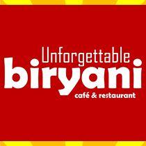 Unforgettable Biryani