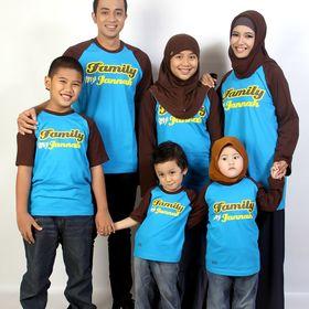 Baju Muslim Keluarga RAFFClothing
