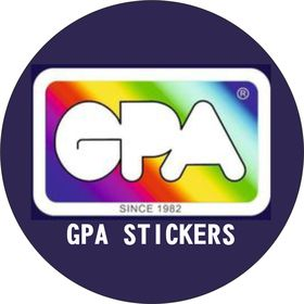 GPA STICKERS
