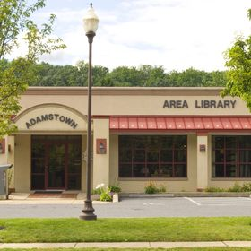 The Adamstown Area Library