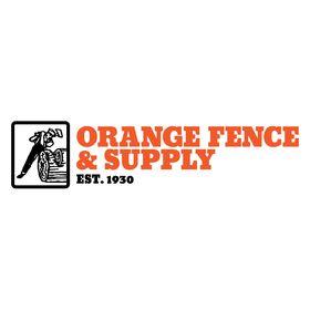 Orange Fence & Supply Co.