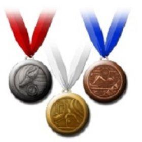 Medal Awards Rack