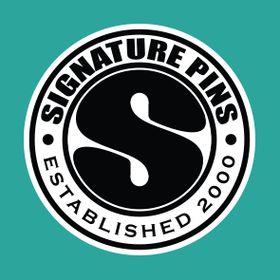 Signature Pins