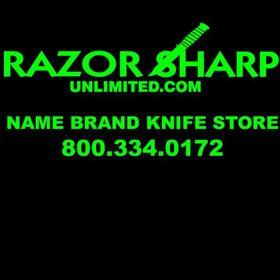 Razor Sharp Unlimited