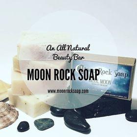 Moon Rock Soap