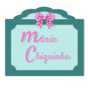 Maria Chiquinha Aventais