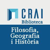 Novetats Bibliogràfiques del CRAI Biblioteca FGH