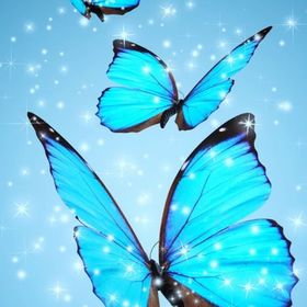 Tragetasche Save The Bees Perfect Pollinators 38 x 42 cm blau