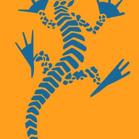 La Salamandre bleue