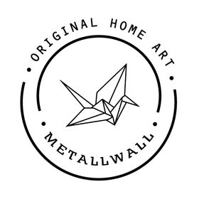 Metallwall - metal wall art, home signs, geometric animals