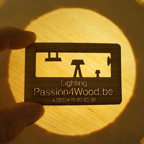 Passion 4 Wood - Lighting