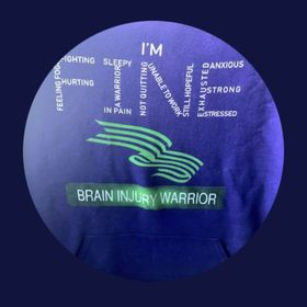 Heather Burke, Brain Injury Warrior
