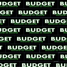 Budget Floors and More