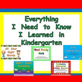 Melissa Williams Kindergarten