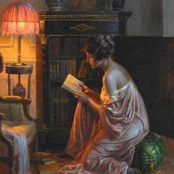 Lampshade Reader