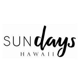 SUN DAYS HAWAII