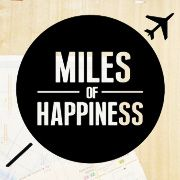 Miles of Happiness ✈️