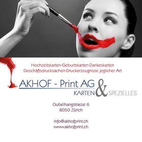 AKHOF-Print AG